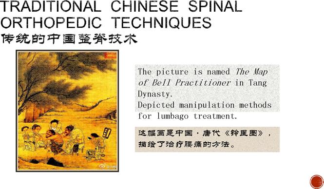 第二届世界脊柱健论坛会议·报告·中国整脊学治疗退行性腰椎管狭窄症